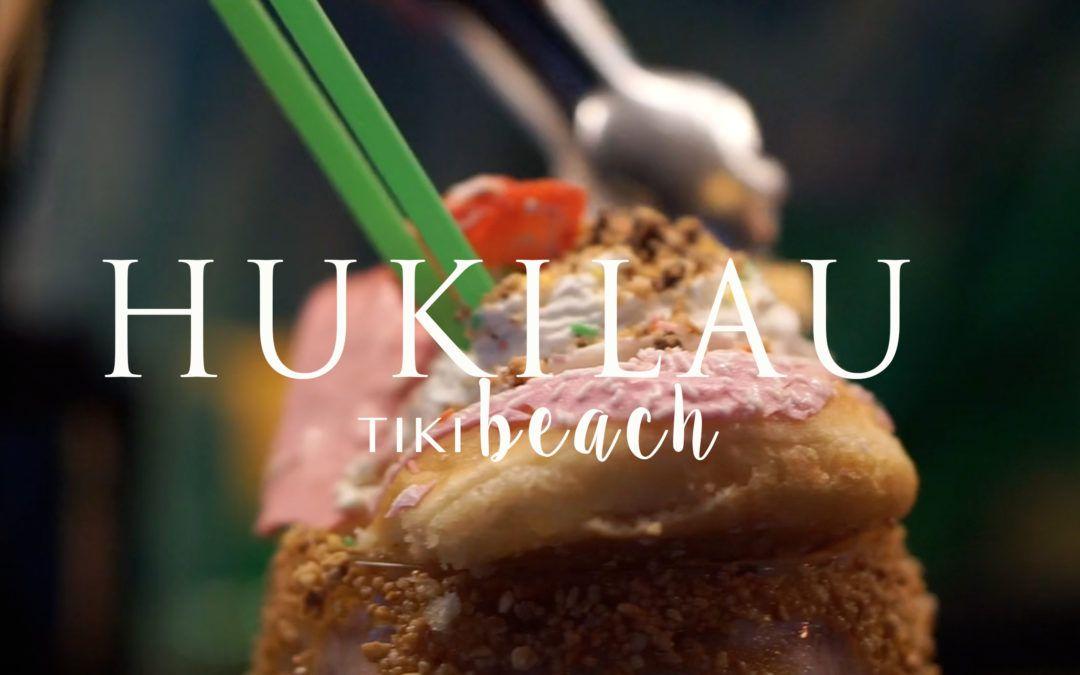 Hukilau Tiki Beach